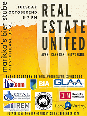 Real Estate Fall  Event